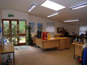 Rural office space to let Essex - The Gattinetts