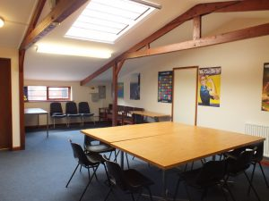 Rural Office Suffolk - Photo of an office at The Gattinetts Business Centre